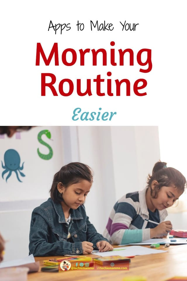 Gamify Your Morning Routine Pin for Later