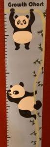Panda Growth Chart