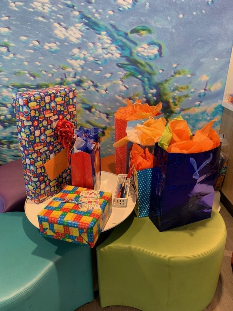 Gifts at Emler