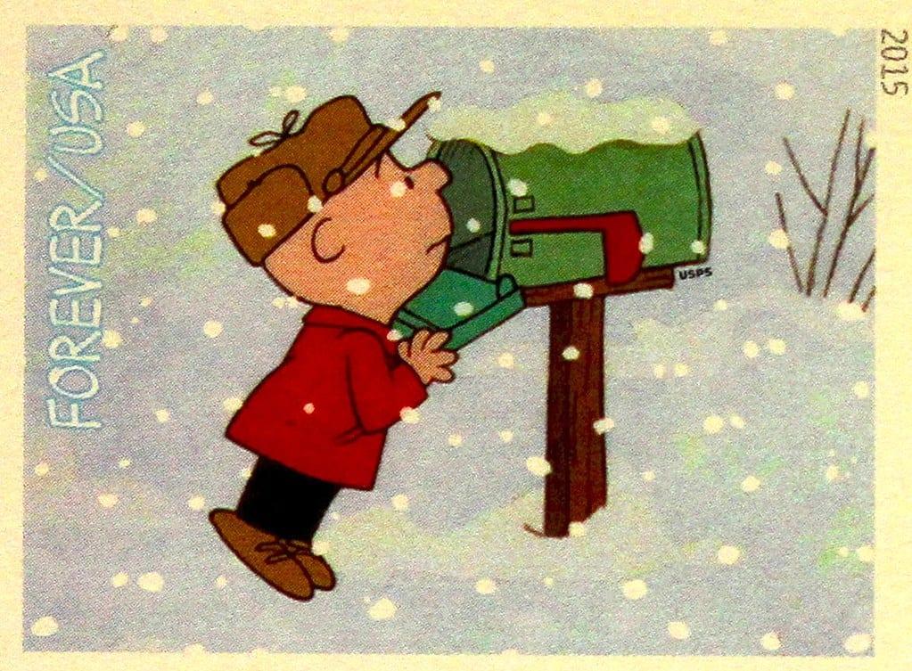 Charlie Brown Christmas Charlie Has Hope