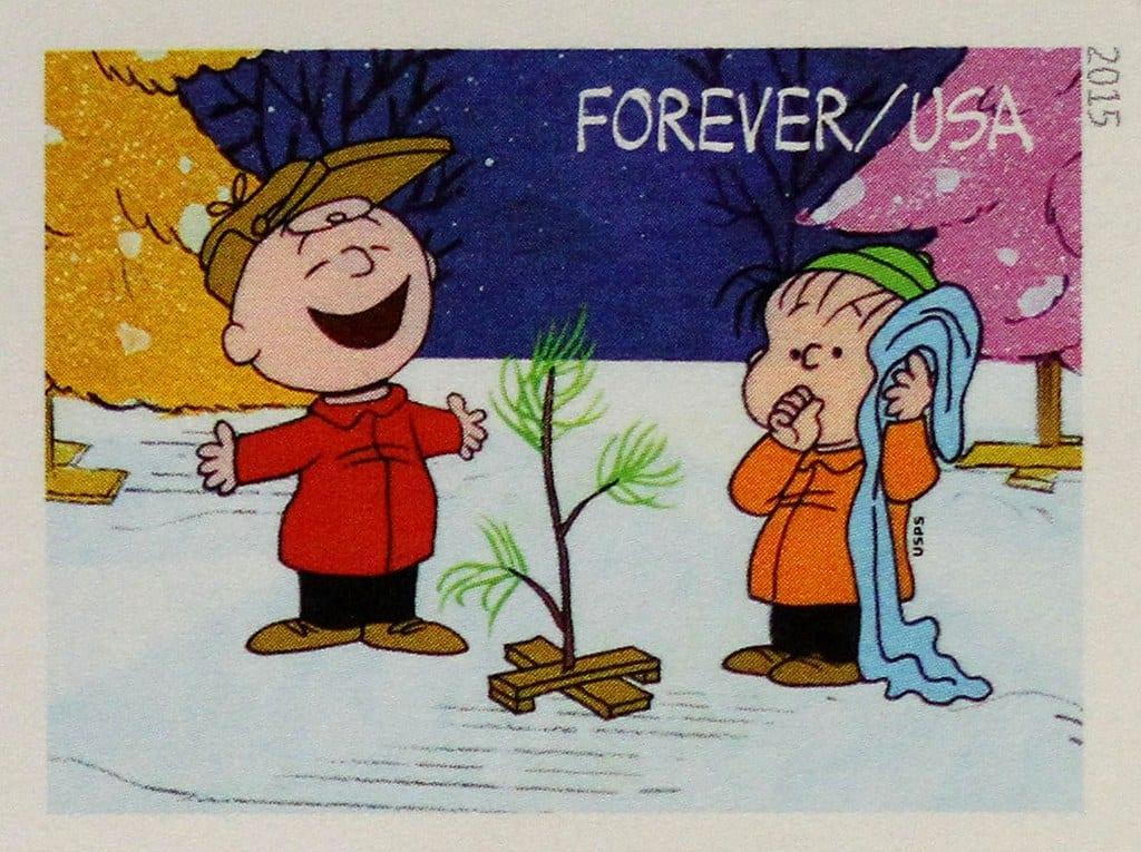 Charlie Brown Christmas Joy is a Christmas Tree