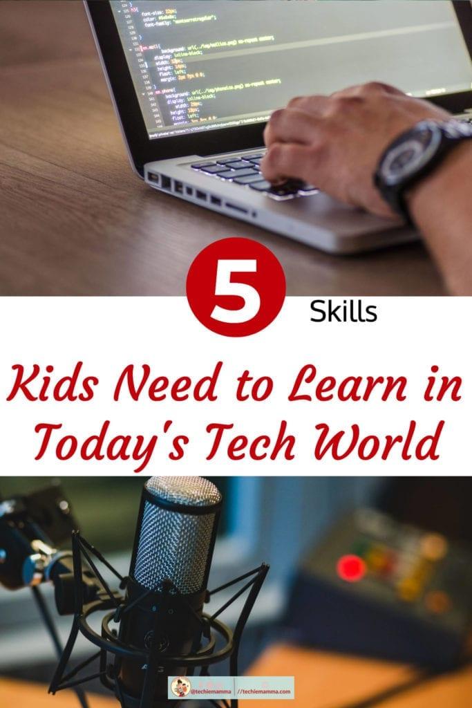 Tech Skills Kids