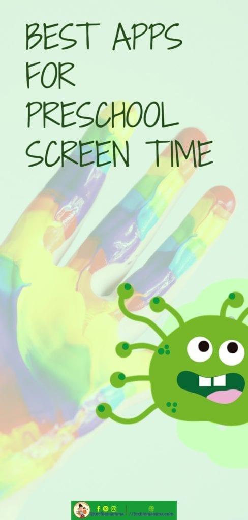 Best Apps for Preschool Screen Time
