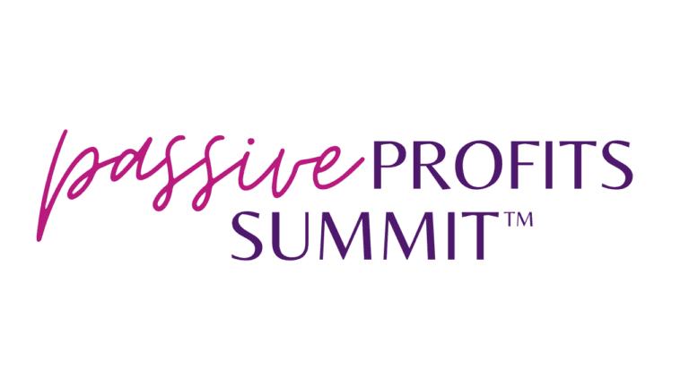 Passive Profit Summit