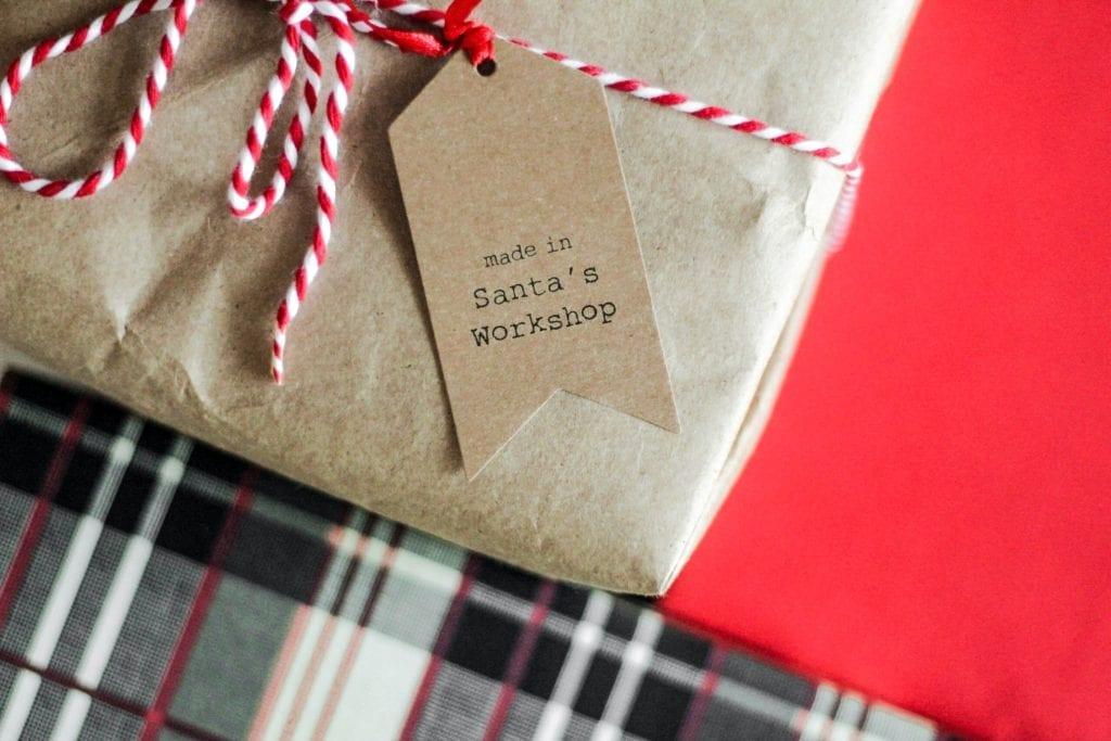Made in Santa's Workshop