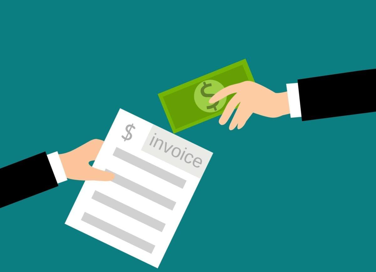 invoice, cash, payments